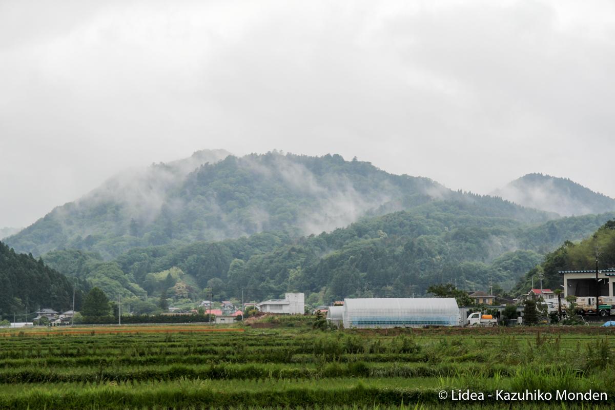 南角田の風景