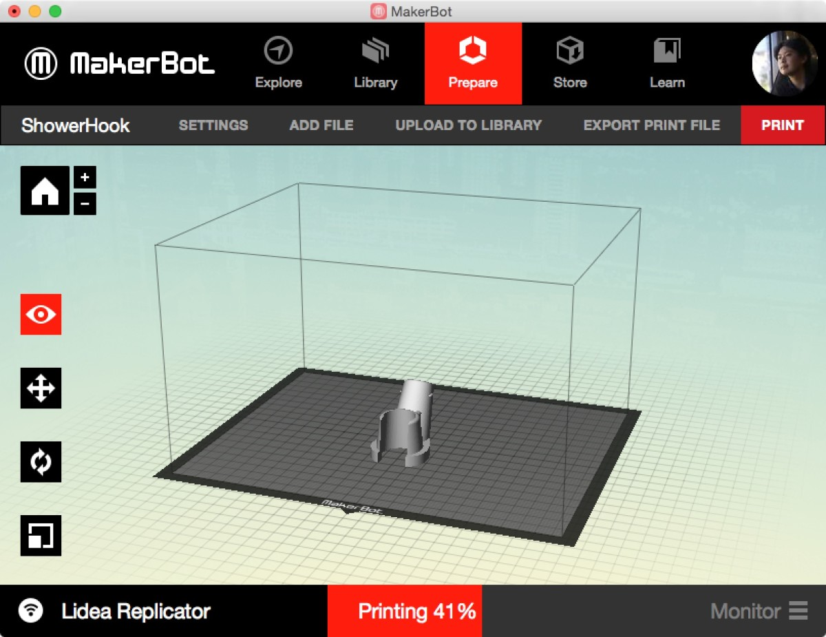 MakerBotDesktop
